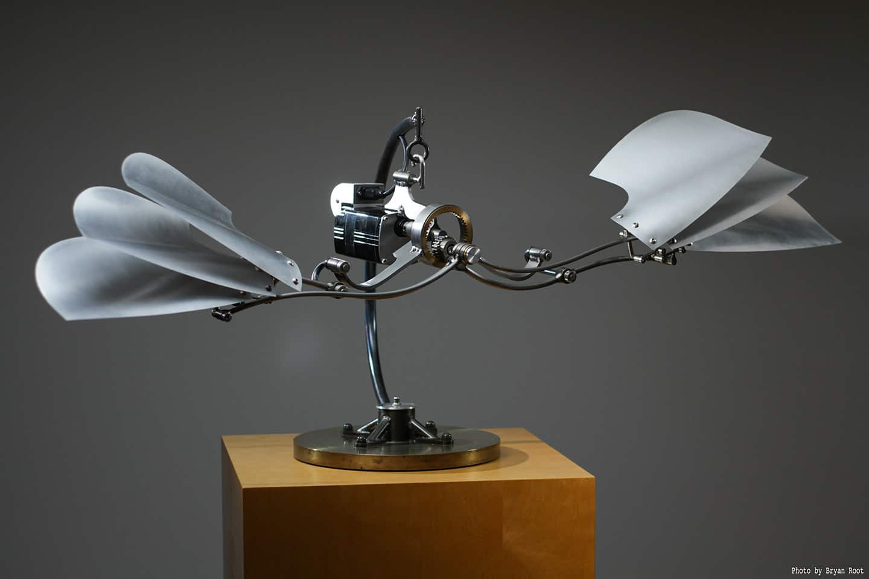 Grace & Gears: Kinetic Sculpture of Bob Potts