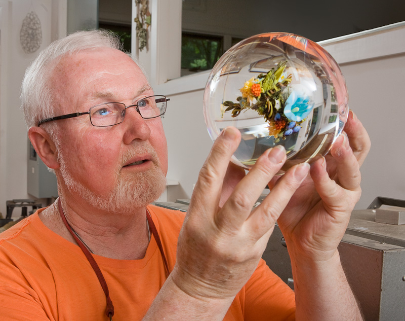 Paul Stankard: The Father Of Modern Paperweights