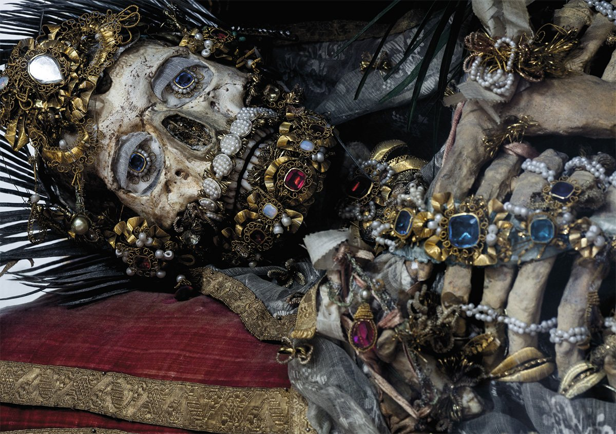 Heavenly Bodies by Paul Koudounaris: Art from the Catacombs