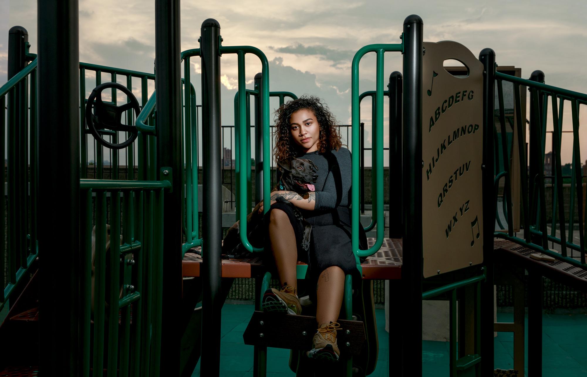 Power in Nuance: Cheyenne Julien