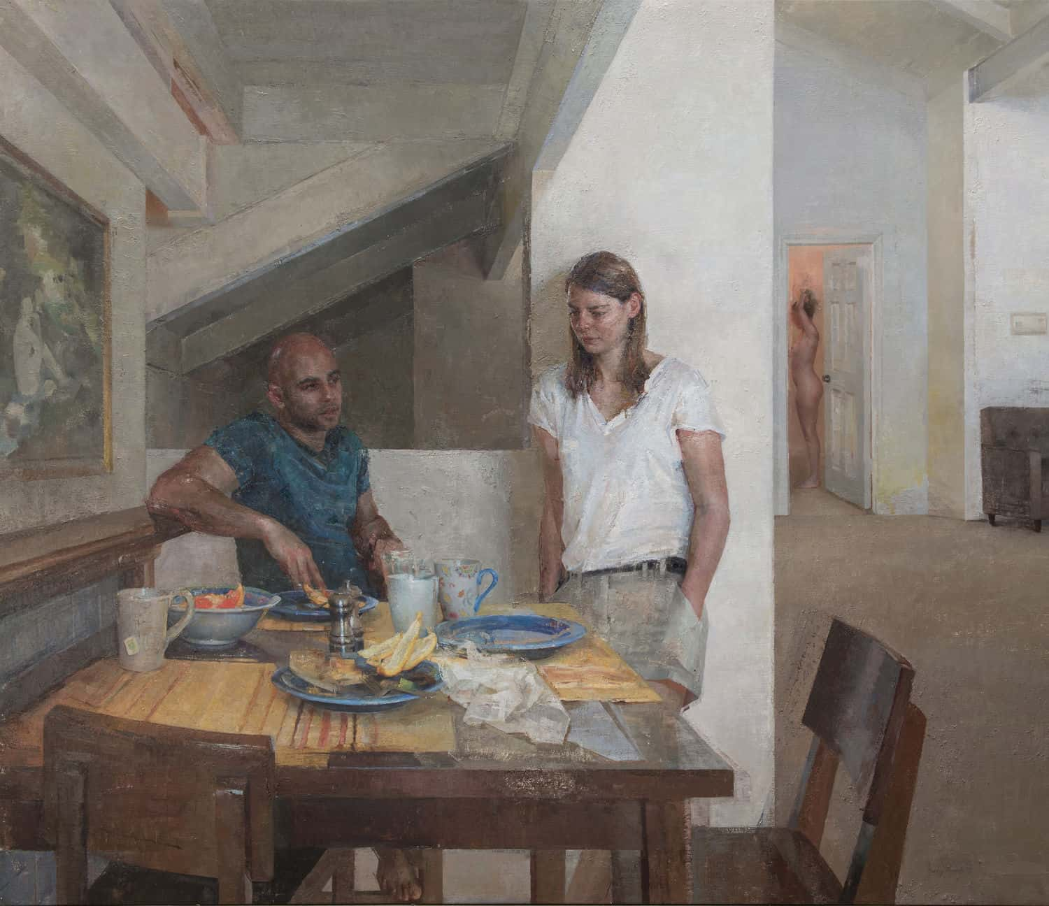 Zoey Frank and Paintings of the Mundane Little Things